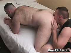 Gay bear sex hardcore blowjob part5