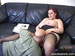 big-titted-mistress-lets-man-lick-her-pussy-before-her-ass-hole