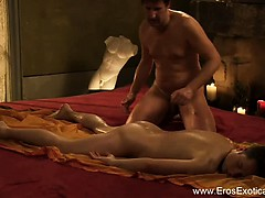 More Beautiful Erotic Tantric Massage