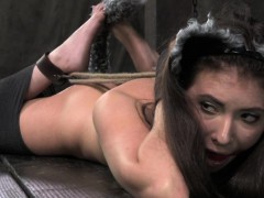 cat-play-lezdom-submissive-hogtied
