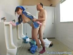asian-beauty-is-cleaning-the-mens-room-part2